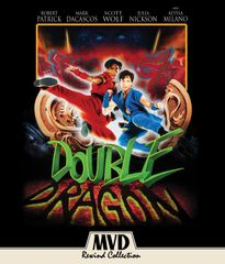 Double Dragon Blu-Ray/DVD