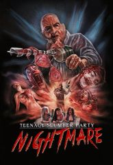 Teenage Slumber Party Nightmare Blu-Ray