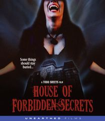 House Of Forbidden Secrets Blu-Ray