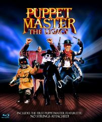 Puppet Master: The Legacy Blu-Ray