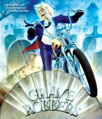 Grave Robbers Blu-Ray/DVD