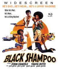 Black Shampoo Blu-Ray/DVD
