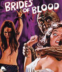 Brides Of Blood Blu-Ray