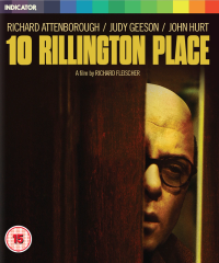 10 Rillington Place Blu-Ray/DVD (Region Free)