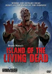 Island Of The Living Dead DVD