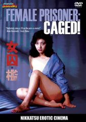 Female Prisoner: Caged DVD
