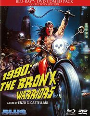 1990: The Bronx Warriors Blu-Ray/DVD