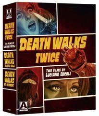 Death Walks Twice Blu-Ray/DVD Box Set