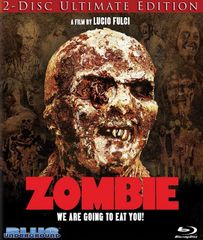Zombie (2-Disc Ultimate Edition) Blu-Ray