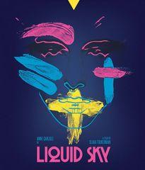 Liquid Sky Blu-Ray/DVD