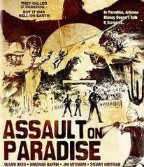 Assault On Paradise (aka Maniac) Blu-Ray