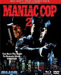 Maniac Cop 2 Blu-Ray/DVD