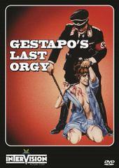 Gestapo's Last Orgy DVD