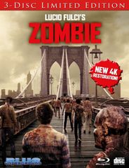 Zombie (3-Disc Limited Edition) Blu-Ray/CD (Cover A: The Bridge)