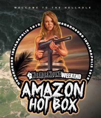 Amazon Hot Box (Horrorhound Limited Edition) Blu-Ray/DVD