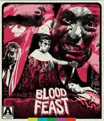 Blood Feast Blu-Ray/DVD