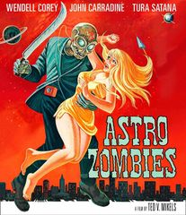 Astro Zombies Blu-Ray