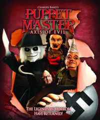 Puppet Master: Axis Of Evil Blu-Ray