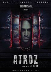 Atroz (Limited Edition 3-Disc) Blu-Ray/DVD/CD