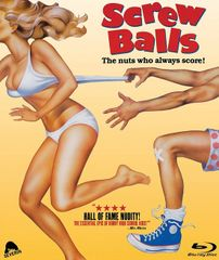 Screwballs Blu-Ray