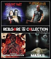 Reel Gore Collection Blu-Ray