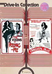 Vixens Of Kung-Fu / Oriental Blue DVD