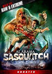 Alabama Sasquatch DVD
