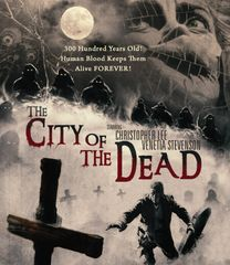 City Of The Dead Blu-Ray