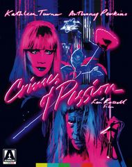 Crimes Of Passion Blu-Ray/DVD