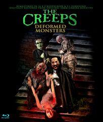 Creeps Blu-Ray