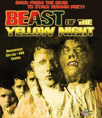 Beast Of The Yellow Night Blu-Ray
