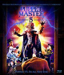 Puppet Master 5 Blu-Ray