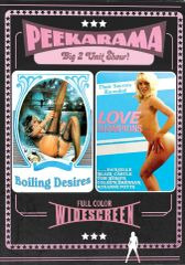 Boiling Desires / Love Champions DVD