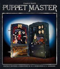 Puppet Master (Restored) Blu-Ray