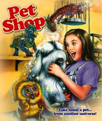 Pet Shop Blu-Ray