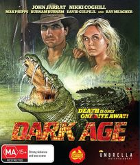 Dark Age Blu-Ray (Region Free)