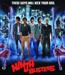 Ninja Busters Blu-Ray