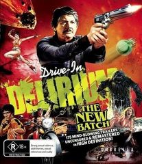 Drive In Delirium: The New Batch Blu-Ray (Region Free)