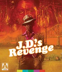JD's Revenge Blu-Ray/DVD