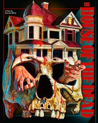 House Of The Dead Blu-Ray/DVD