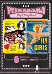 School Girl Reunion / The Sensuous Fly Girls DVD