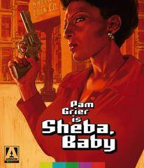 Sheba Baby Blu-Ray/DVD