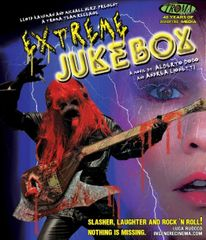 Extreme Jukebox Blu-Ray