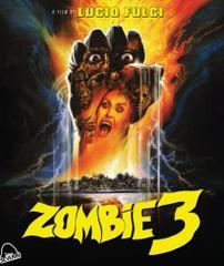 Zombie 3 Blu-Ray/CD