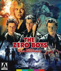 Zero Boys Blu-Ray/DVD