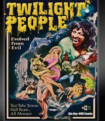 Twilight People Blu-Ray/DVD