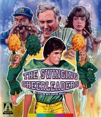 Swinging Cheerleaders Blu-Ray/DVD
