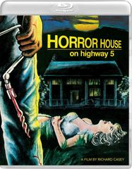 Horror House On Highway 5 Blu-Ray/DVD