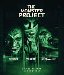 Monster Project / #Screamers Blu-Ray