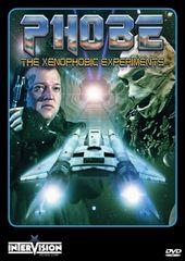 Phobe: The Xenophobic Experiments DVD